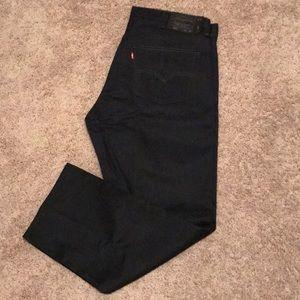 Levi's 501 jeans (40/30) Navy blue